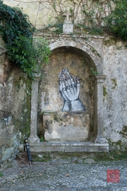 Sintra 2015 - Hands Graffiti