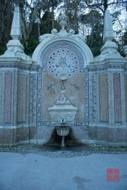Sintra 2015 - Quinta da Regaleira - Fountain I
