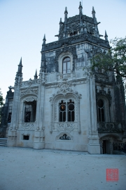 Sintra 2015 - Quinta da Regaleira - Church