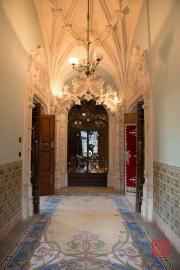 Sintra 2015 - Quinta da Regaleira - Castle - Corridor