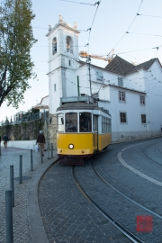Lisbon 2015 - Cable Car II