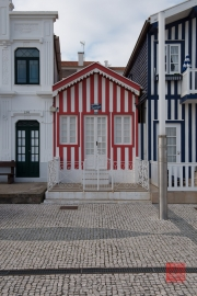 Costa Nova do Prado 2015 - Small red house