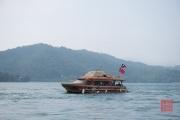 Taiwan 2015 - Sun & Moon Sea - Boat