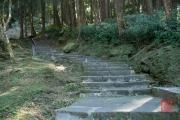 Taiwan 2015 - Alishan - Stairs