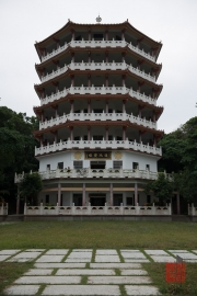 Taiwan 2015 - Fo-Guang-Shan - Pagoda