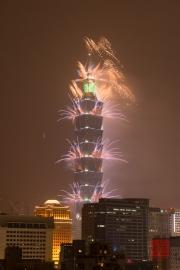 Taiwan 2015 Fireworks III