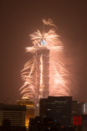 Taiwan 2015 Fireworks V