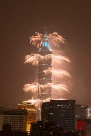 Taiwan 2015 Fireworks VI