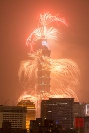 Taiwan 2015 Fireworks VIII