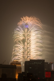 Taiwan 2015 Fireworks XIII
