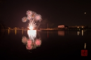 Spring Fair Fireworks Finale 2016 - Pink & Silver