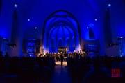 Blaue Nacht 2016 - Oase der Stille