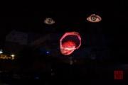 Blaue Nacht 2016 - Wahnheit - Face