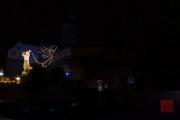 Blaue Nacht 2016 - Wahnheit - Scribble I