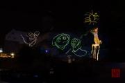 Blaue Nacht 2016 - Wahnheit - Scribble III