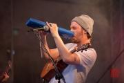 St. Katharina Open Air 2016 - Slow Down Festival - Me & Reas - Nils Kohl II