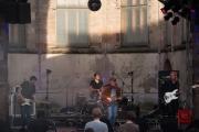 St. Katharina Open Air 2016 - Slow Down Festival - Trümmer II