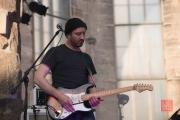 St. Katharina Open Air 2016 - Slow Down Festival - Trümmer - Helge Hasselberg I