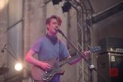 St. Katharina Open Air 2016 - Slow Down Festival - Trümmer - Paul Pötsch III