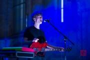 St. Katharina Open Air 2016 - Slow Down Festival - Roosevelt - Bass I