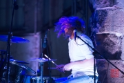 St. Katharina Open Air 2016 - Slow Down Festival - Roosevelt - Drums I