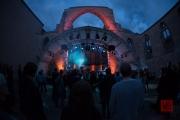 St. Katharina Open Air 2016 - Slow Down Festival - Roosevelt I