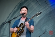 Folk im Park 2016 - Matthew and the Atlas - Matt Hegarty I