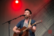 Folk im Park 2016 - Matthew and the Atlas - Matt Hegarty II