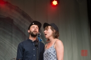 Folk im Park 2016 - Matthew and the Atlas - II