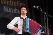 Bardentreffen 2016 - Lamberts, Saam & Richter - Saam