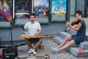 Bardentreffen 2016 - Street Performance