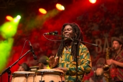 Bardentreffen 2016 - Pat Thomas & Kwashibu Area Band - Percussion I