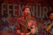 Bardentreffen 2016 - Pat Thomas & Kwashibu Area Band - Sax II