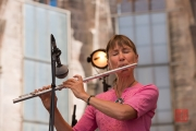 Bardentreffen 2016 - Gunnfjauns Kapell - Flute I