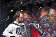 Bardentreffen 2016 - Ma Valise - Accordion II
