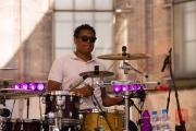 Bardentreffen 2016 - Elida Almeida II - Drums I