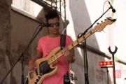 Bardentreffen 2016 - Elida Almeida II - Bass II