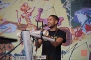 Bardentreffen 2016 - Lindigo - Percussions 4 I