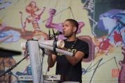 Bardentreffen 2016 - Lindigo - Percussions 4 II