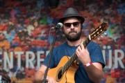 Bardentreffen 2016 - Antena Libre - Guitar & Vocals I