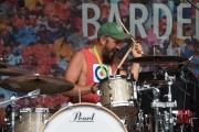Bardentreffen 2016 - Antena Libre - Drums I