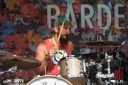 Bardentreffen 2016 - Antena Libre - Drums II