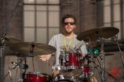 Bardentreffen 2016 - Bella Hardy - Drums I