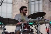 Bardentreffen 2016 - Bella Hardy - Drums II