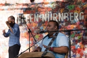 Bardentreffen 2016 - Romengo - Drums II