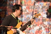 Bardentreffen 2016 - Romengo - Bass I