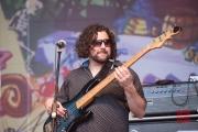 Bardentreffen 2016 - Iyeoka - Bass I