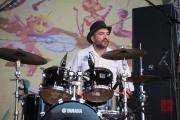 Bardentreffen 2016 - Iyeoka - Drums II