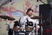 Bardentreffen 2016 - Iyeoka - Drums I
