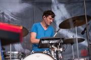 Bardentreffen 2016 - Marcel Brell - Drums
